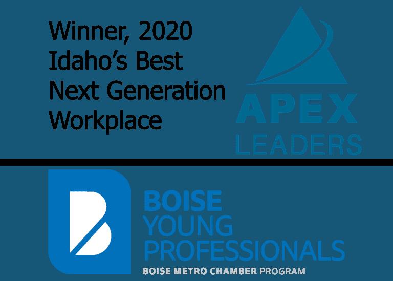 Winner of Idaho's Best Next Generation Workplace